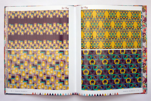 Veronica Galbraith on Texitura magazine [10] | Pitter Pattern