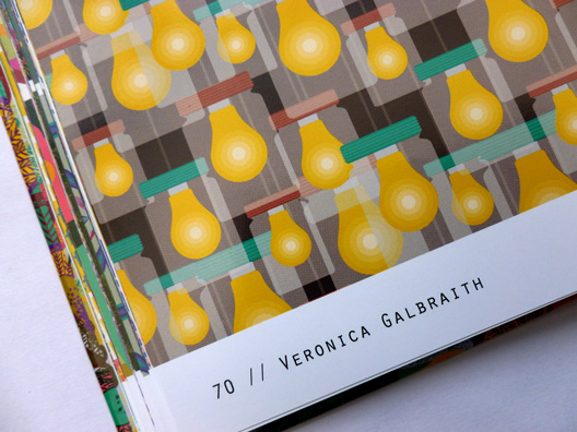 Veronica Galbraith on Texitura magazine [12] | Pitter Pattern