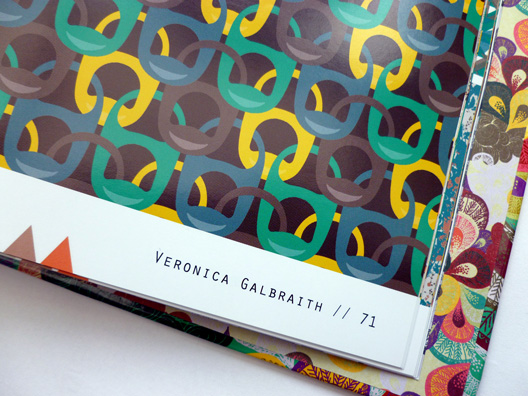 Veronica Galbraith on Texitura magazine [14] | Pitter Pattern