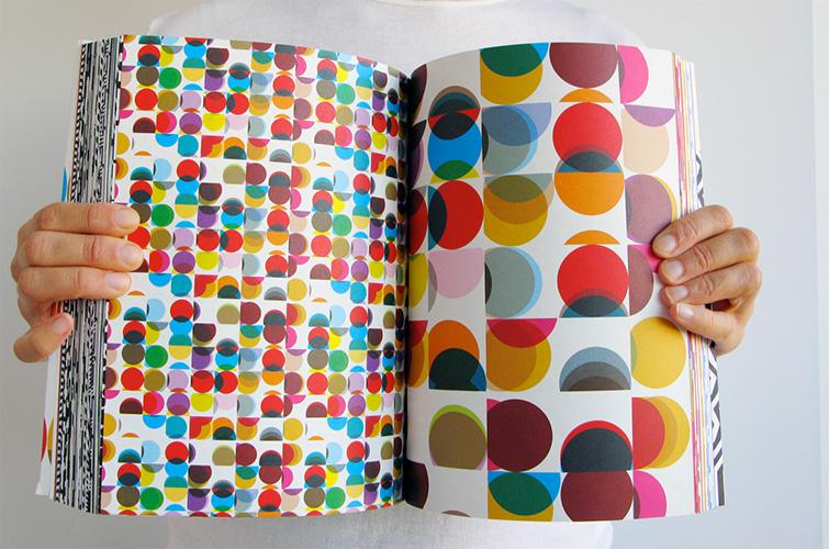 Geometric Pattern Book by Kapitza | Pitter Pattern