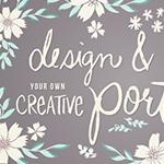 Design & Bind Your Own Creative Portfolio with Bonnie Christine   Pitter Pattern