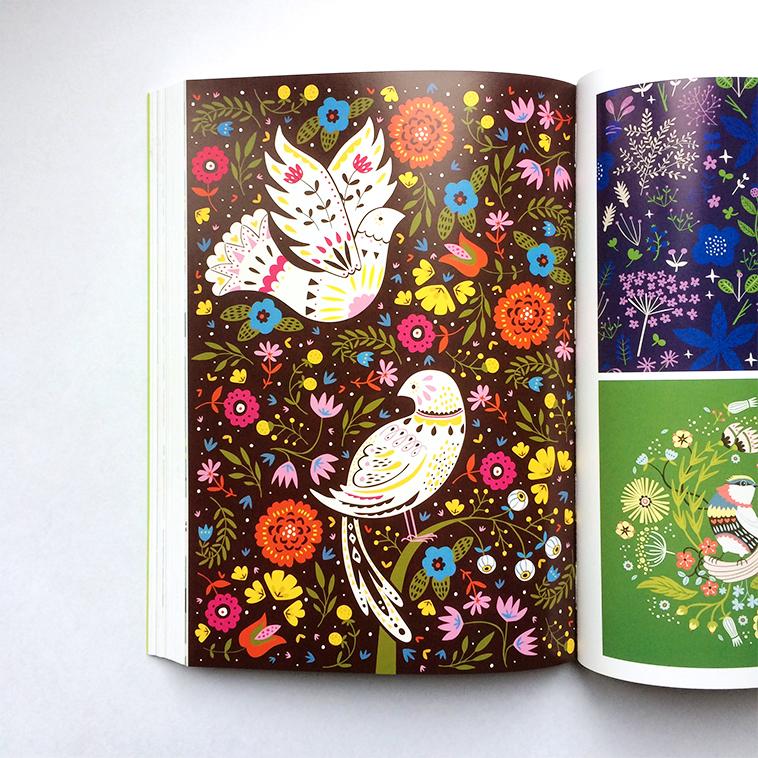 Print & Pattern Nature book [Paula McGloin] | Pitter Pattern