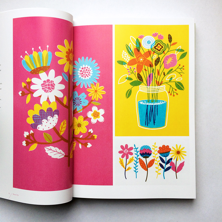 Print & Pattern Nature book [Boyoun Kim] | Pitter Pattern