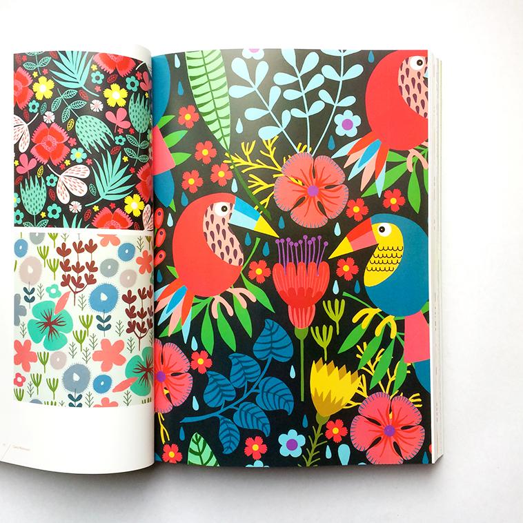 Print & Pattern Nature book [Carol Robinson] | Pitter Pattern