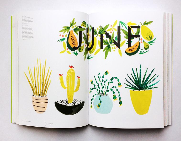 Print & Pattern Nature book [Idlewild Co.] | Pitter Pattern