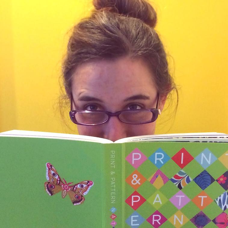 Print & Pattern Nature book | Pitter Pattern
